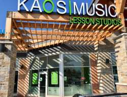 KAOS Music Lessons Studio